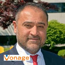 Omar Javaid, Vonage
