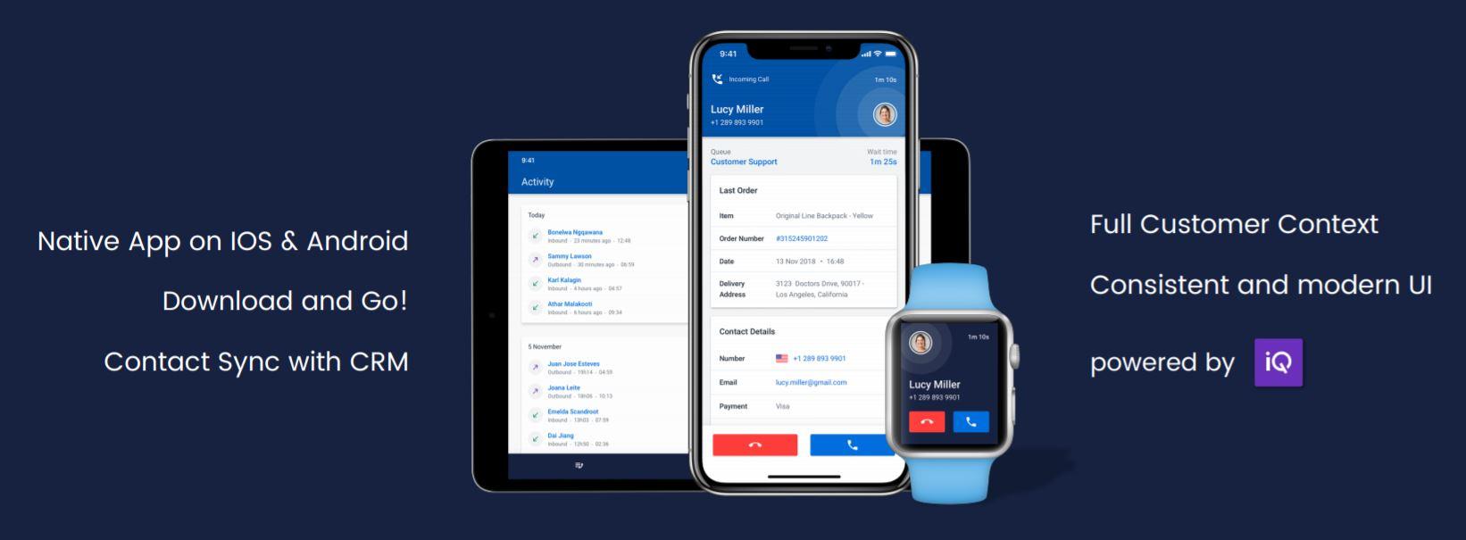 Talkdesk Mobile App