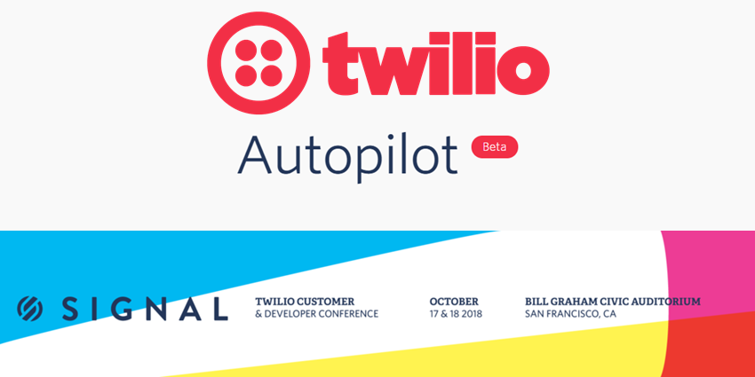 Autopilot, The New Artificial Intelligence Platform Is Announced By Twilio