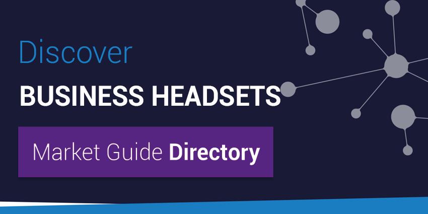 Headset Vendors