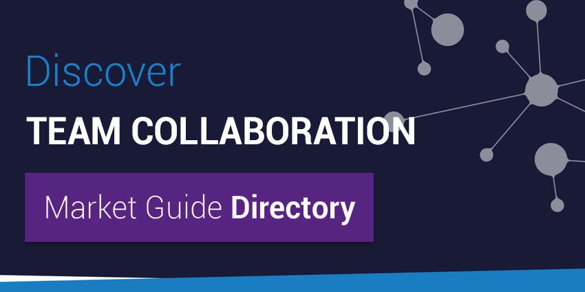 Team Collaboration Software Vendors