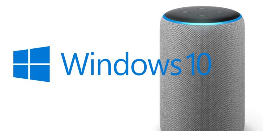 Windows 10 PCs can now Access Alexa as a Standalone App