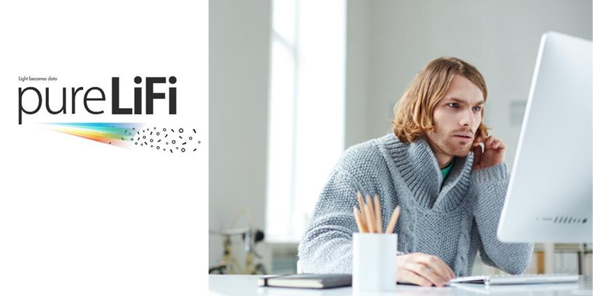 PureLiFi Delivers 2nd Gen Li-Fi Wireless Network