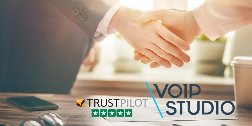VoIPstudio Puts its Trust in Trustpilot