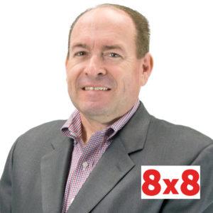 Bryan Martin, 8x8