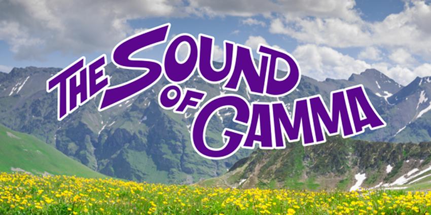 """Gamma Roadshow – """"The Sound of Gamma"""""""