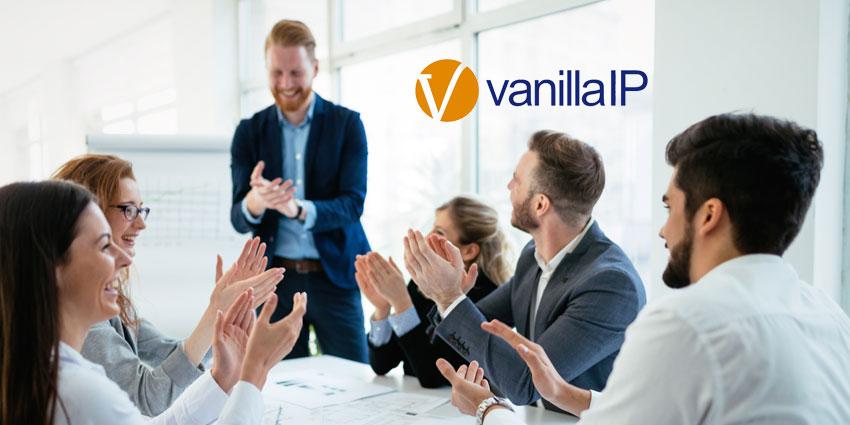 Partner Training Success for VanillaIP Marketing Team