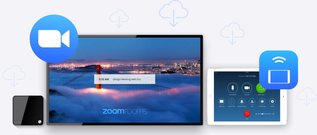 ZoomRooms