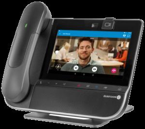 ALE 8088 Smart DeskPhone