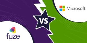 Fuze vs Microsoft