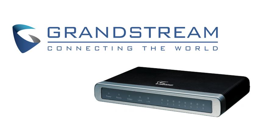 Grandstream GXW IP Analog Gateway Series