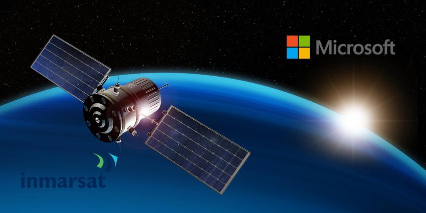 Microsoft Azure & Inmarsat Join Forces