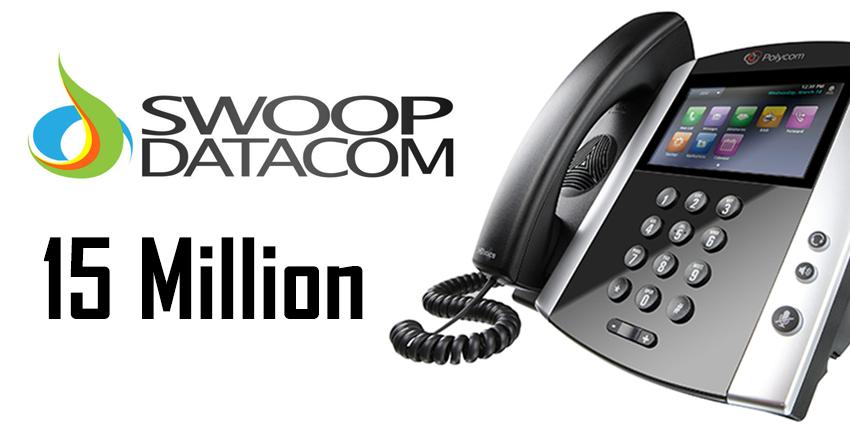 Swoop Datacom V2 to Migrate 15m Legacy Endpoints