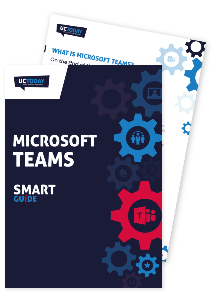 microsoft teams smart guide cover.