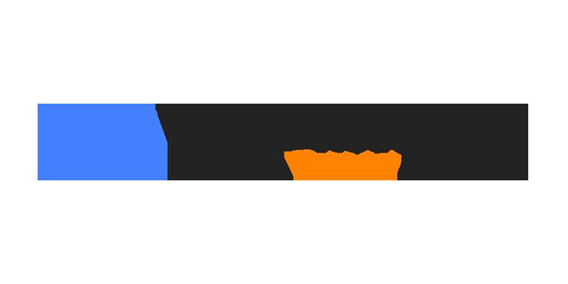 NewVoiceMedia, a Vonage Company logo