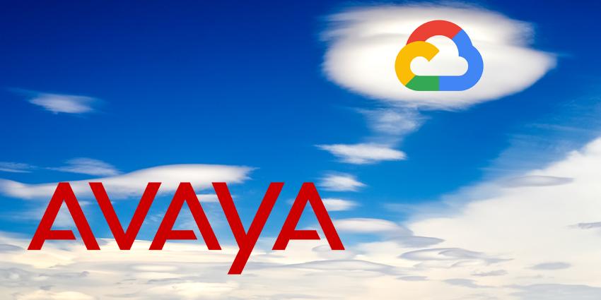 Avaya Extends Integration with Google Cloud