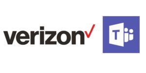 Verizon Microsoft Teams Integration