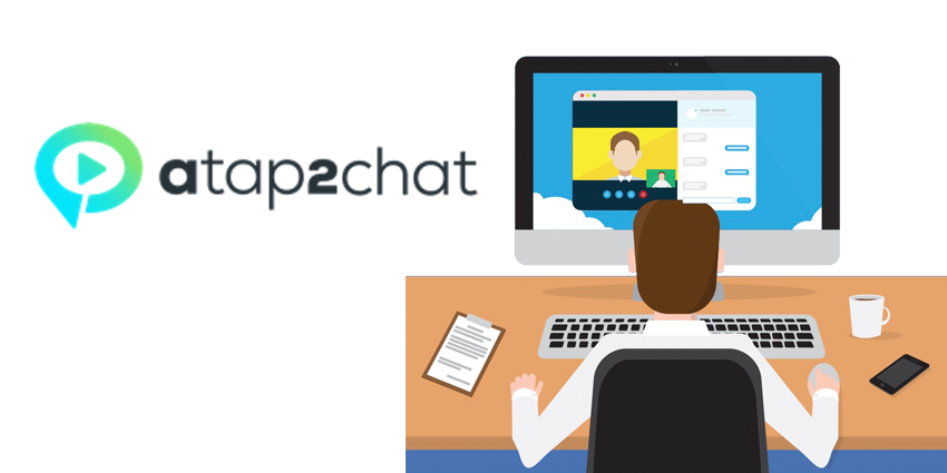 Video Collaboration is Just atap2chat Away