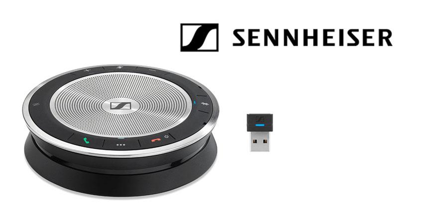 Sennheiser SP 30/ 30+ Speakerphone Review
