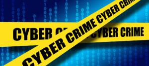 Cyber crime tape