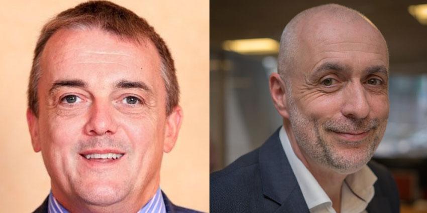 Dave Dadds (left) & IainSinnott