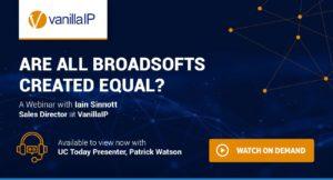 VanillaIP Webinar