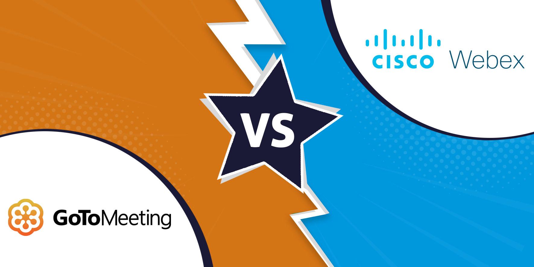GoToMeeting vs  Cisco Webex - UC Today