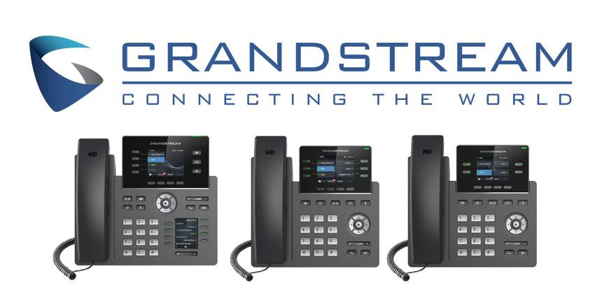 Introducing Carrier-Grade IP Phones from Grandstream