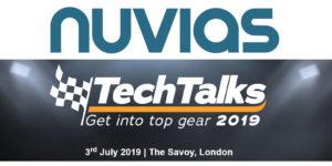 Nuvias Tech Talks July Savoy