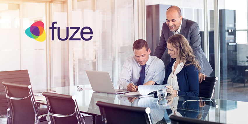 Fuze Proves Peak Productivity is Powered by Tech