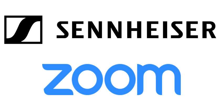 Zoom Video and Sennheiser Join Forces