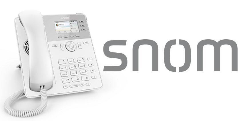 Snom D717 New Phone
