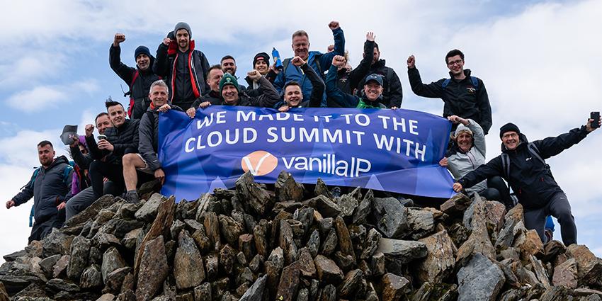 VanillaIP Take Partners to Cloud Summit
