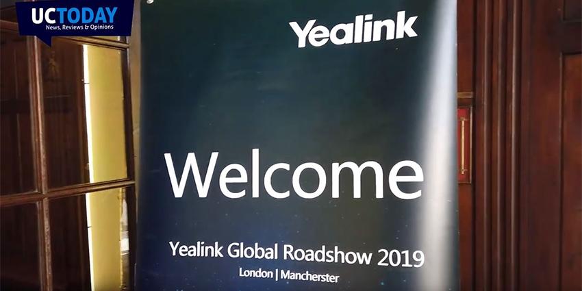 Watch Yealink and Yeastar Global Roadshow 2019 Highlights