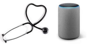 Amazon Echo Alexa NHS Advice