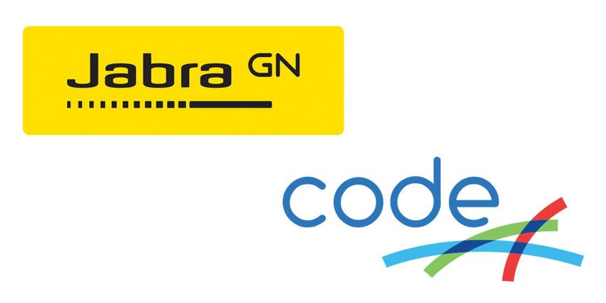 Jabra Celebrates New Partnership with Code Software