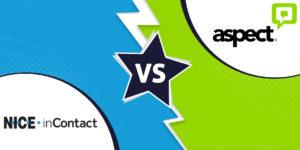 NICE InContact vs Aspect Software