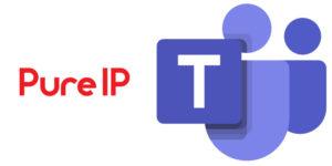 Pure IP Microsoft Teams Guide