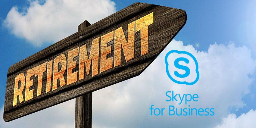 Microsoft Retire Skype for Business Online
