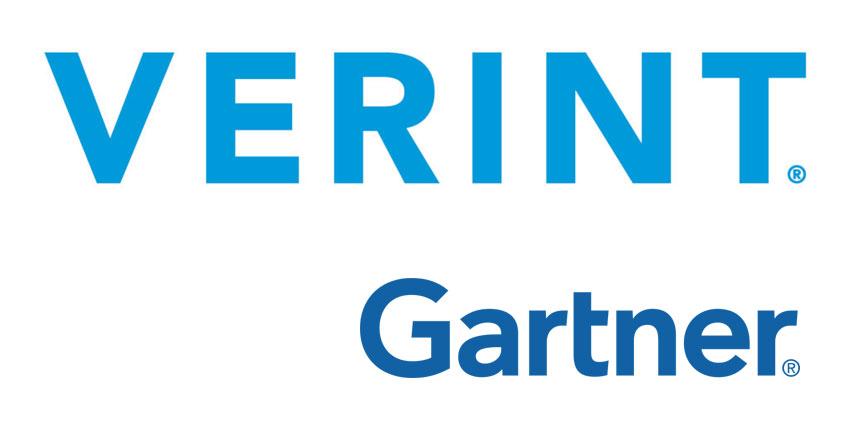 Verint Appears in Gartner Customer Engagement MQ