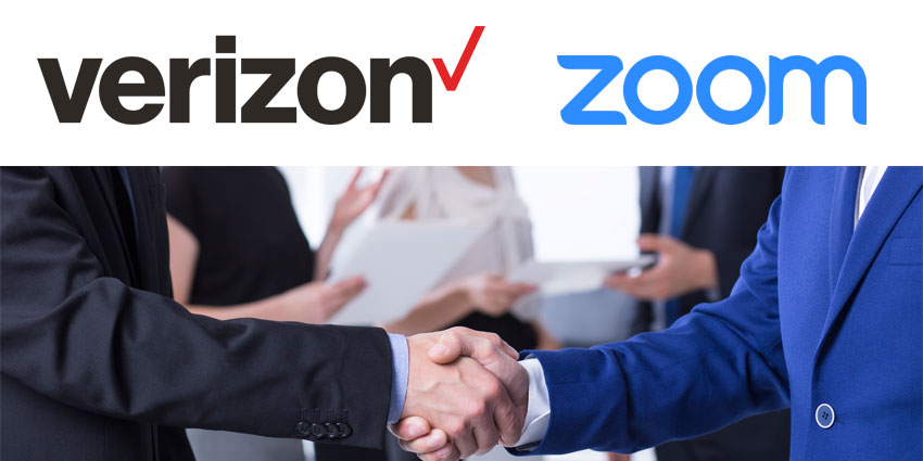 Zoom and Verizon Join Forces for Enhanced Comms