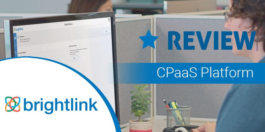 Brightlink CPaaS Review – Smart & Simple