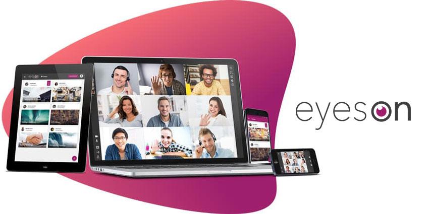 Eyeson Hits 3 Million Download Mark