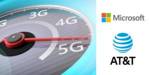 Microsoft ATT Partnership 5G