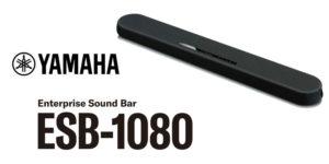 Yamaha ESB 1080 Soundbar