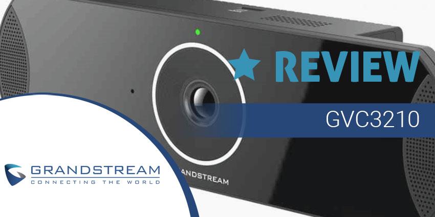 Grandstream GVC3210 Review – 4k Video Clarity