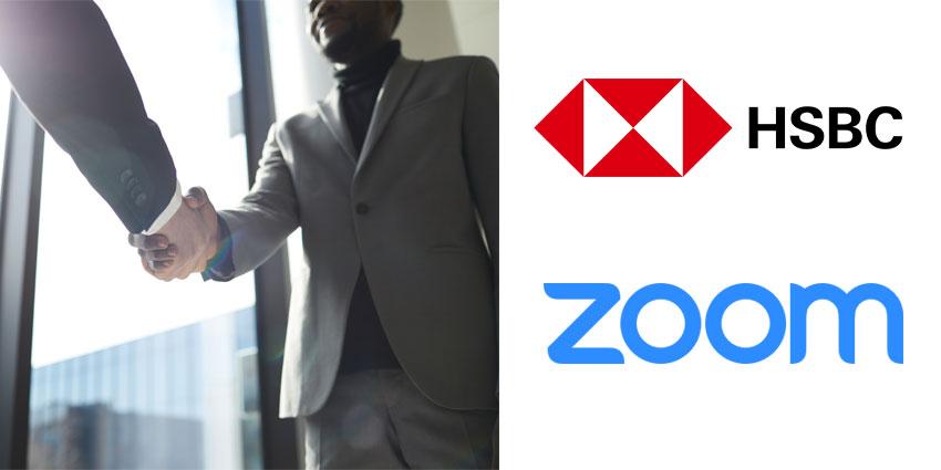 HSBC Standardises Collaboration with Zoom , UC Today