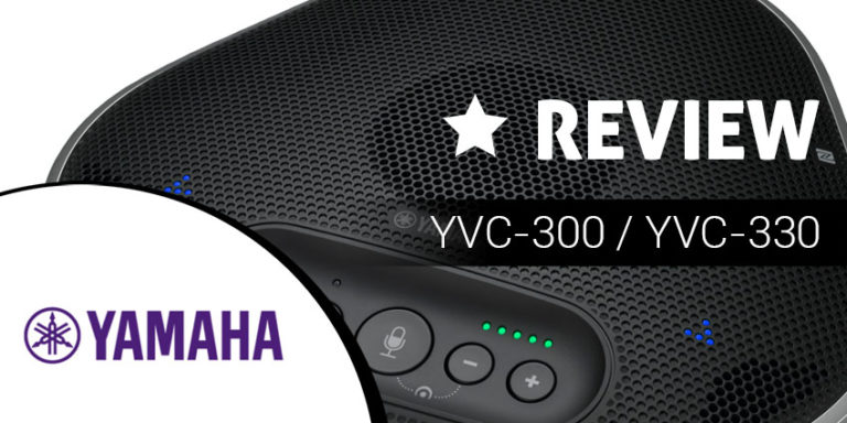 Yamaha YVC-300 – YVC-330