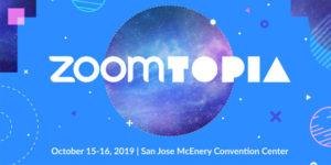 Zoomtopia 2019 Lineup