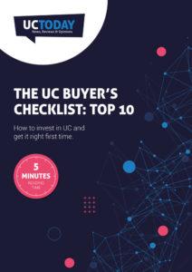 UC Buyer's Checklist: Top 10